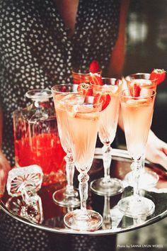 Cocktail. Photo & Styling: Sanna Livijn Wexell. Recipe: Micke, Nytorget 6.