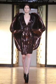 My FAV. Iris Van Herpen Fall Winter Couture 2012 Paris
