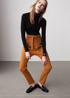 Urban pants wool - Kerber AW15