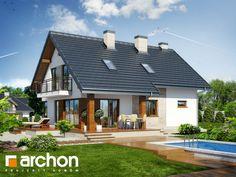 Projekt domu Dom w idaredach 3 (T) - ARCHON+
