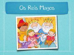 Reis magos e tradições de natal by Mª João Palma via slideshare My Books, Family Guy, Comics, Education, School, Kids, Fictional Characters, Power Points, Dates