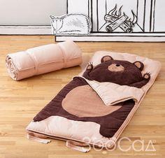 s/úper Suave Acogedor c/ómodo Saco de Dormir para ni/ños con Almohada Compacto c/álido Saco de Dormir Saco de Dormir Almohadas para la Siesta para ni/ñas//ni/ños peque/ños