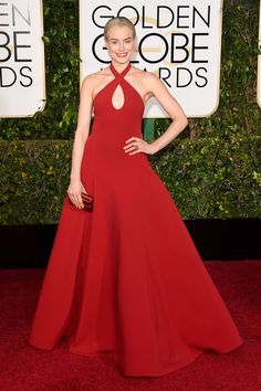 Golden Globes Red Carpet 2015 - Fashion Trends at Golden Globes - Harper's BAZAAR
