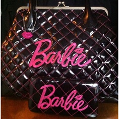 Barbie purse and Wallet