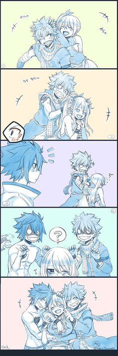 22 Ideas Funny Anime Couples Nalu For 2019 Fairy Tail Gray, Fairy Tail Nalu, Fairy Tail Ships, Fairy Tail Meme, Fairy Tail Quotes, Fairy Tail Comics, Fairy Tail Natsu And Lucy, Fairy Tail Guild, Anime Couples
