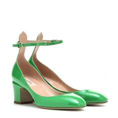 c369d4048410 mytheresa.com - Tango patent leather pumps - Mid-heel - Sandals ...