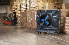 Enfriador Evaporativo - Port-A-Cool: Nuevo enfriador evaporativo portátil Hurricane 360...