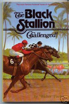The Black Stallion Challenged Walter Farley