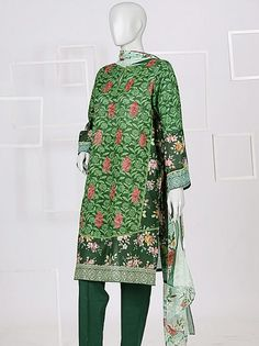 3c66039f73 Junaid Jamshed #LawnCollection Unstitched 3 Piece Suit S-17-115/B Plentiful