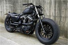 Harley Sportster Custom charmcitygavin