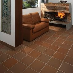 Quarry Tile Can Be Used Both Indoors Or Out The Alfagres Collection Offers