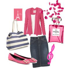 PINK, created by apostolicchic