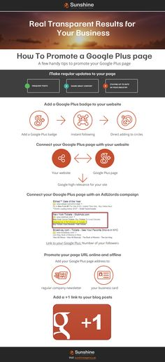 How To Promote a Google Plus page
