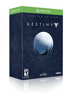 Destiny: Limited Edition – Xbox One  http://www.cheapgamesshop.com/destiny-limited-edition-xbox-one/