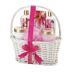 Bath & Body Spa Gift Set Complete 7 Piece with Lotion, Scrub & Cream LS http://www.amazon.com/dp/B00WT3HDTM/ref=cm_sw_r_pi_dp_-sQqwb0YAXSY8