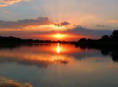 Lower Sabie Sunset (Kruger National Park)