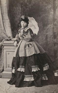 Late 1860's Victorian Wonder.