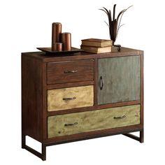 Mondrian Chest - so unique! #furniture #dresser #chest #cabinet #livingroom #bedroom