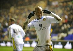 Leeds United emerged from a gathering storm last night as a battling FA Cup win over Birmingham City earned welcome respite for manager Neil Warnock and his squad. Leeds United Football, Leeds City, Peacocks, Football Team, Birmingham, Don't Care, Comebacks, The Unit, Club
