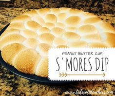 Reese's S'mores Dip!
