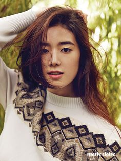 Jung Eun Chae - Marie Claire Magazine September Issue '14