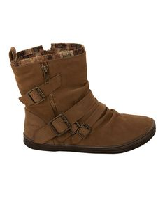 Take a look at this Earth Fawn Relax Boot on zulily today!