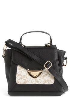 True Facts Bag | Mod Retro Vintage Bags | ModCloth.com - StyleSays