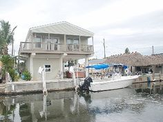 Waterfront Retreat with Ocean Access, Dockage, Spa, Private Beach ! Vacation Rental in Key Largo from @homeaway! #vacation #rental #travel #homeaway