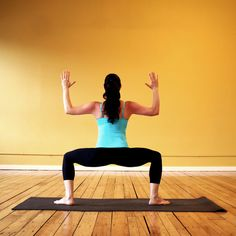 I am too hyper for yoga but I need these!! I Inner-Thigh Yoga Sequence For Beginners
