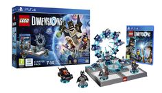 PS4 LEGO Dimensions Starter Pack NL