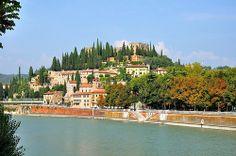 Verona : Castel San Pietro / Teatro Romano