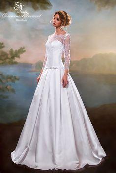 "Wedding Dress ""Alba"" - Fashion House Svetlana Lyalina"