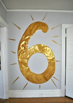 Golden birthday number.