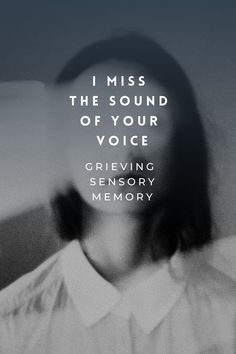Most of you are grieving, so I don't have to tell you. You already know one of the saddest things about life after loss is that, with time, sensory memories like the sound of a loved one's voice, the smell of their clothes, or the feel of their arms wrapped around you start to fade.  #grief #memory #griefmemory #sensorymemory #griefandloss #secondaryloss  via @whatsyourgrief Memorial Gardens, Memories Faded, Child Loss, Trd, New Things To Learn, Your Voice, Finding Joy, Best Self, To Tell
