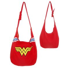 Finally, a way to show you love Wonder Woman without wearing a one piece, golden tiara or carrying a golden lasso!