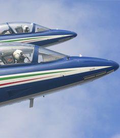 frecce tricolori - aeronautica militare italiana