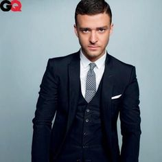 Justin Timberlake  - the man doesn't just have style he creates it #skills #suit&tie #sexyback