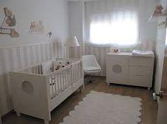 habitacion bebe rayas grises - Buscar con Google