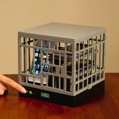 Fancy - Cell Lock-Up Phone Cage