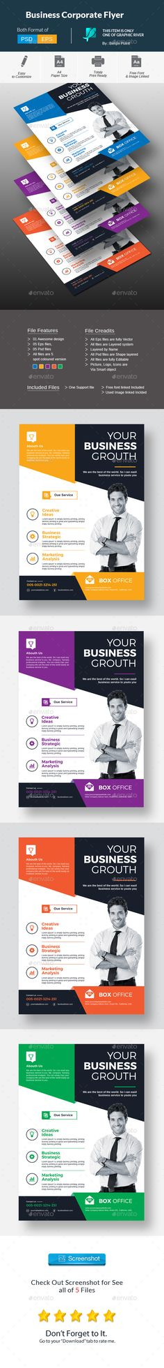 Tech Repair Center Wide Flyer Template  Business Flyers And Flyer