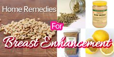 Home Remedies For Breast Enhancement, Plus One Seriously Potent Bust-Boosting Beverage