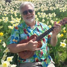 Smile - it's a ukulele day!