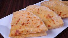 Dal Paratha (Stuffed Indian Flat Bread) Recipe on Yummly