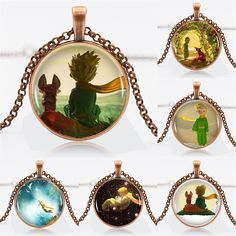 Find More Pendant Necklaces Information about The Little Prince Logo Copper Chain Women Choker Statement Copper Pendant Necklace For Men Dress Accessories 90223,High Quality pendant necklace scarf,China pendant necklace Suppliers, Cheap necklace pendent from DreamFire Store on Aliexpress.com