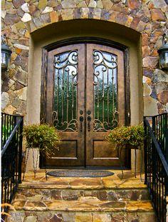 Clark Hall Doors  Do I choose this one?