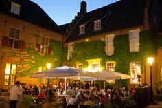 Vier je promotie feest, bruiloft, verjaardag op het mooiste terras van Nijmegen