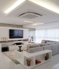 innenarchitektur flur 33 Amazing Luxury Living Room Designs Look Classy Home Living Room, Interior Design Living Room, Living Room Decor, Living Area, Interior Livingroom, Modern Interior, All White Room, Living Room Tv Unit Designs, Luxury Living