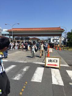 Atsugi base Spring Festival