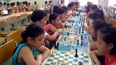 Giải cờ vua thanh thiếu niên hè thành phố Hà nội 2016 I sunday chess tv ...