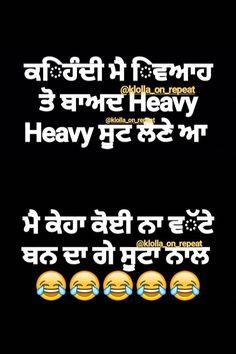 30 Best Jokes Images Jokes Punjabi Quotes Punjabi Jokes